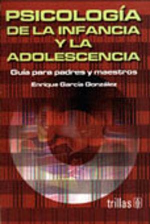 PSICOLOGIA DE LA INFANCIA Y LA ADOLESCENCIA