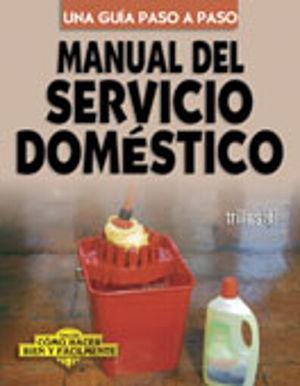 MANUAL DE SERVICIO DOMESTICO