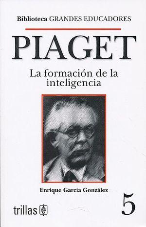 PIAGET. LA FORMACION DE LA INTELIGENCIA