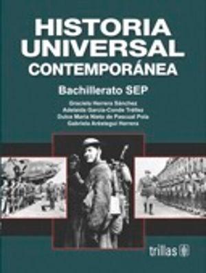 HISTORIA UNIVERSAL CONTEMPORANEA. BACHILLERATO SEP / 2 ED.