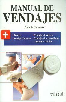 MANUAL DE VENDAJES EN ENFERMERIA / 2 ED.
