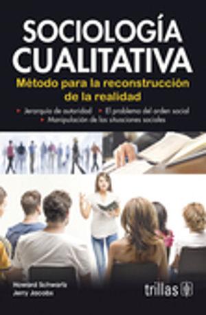SOCIOLOGIA CUALITATIVA. METODO PARA LA RECONSTRUCCION DE LA REALIDAD / 2 ED.