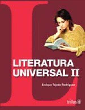 LITERATURA UNIVERSAL II. BACHILLERATO