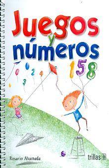 JUEGOS Y NUMEROS. PREESCOLAR / 3 ED.