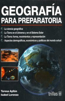 GEOGRAFIA PARA PREPARATORIA / 5 ED.