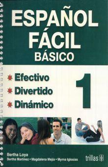 ESPAÑOL FACIL BASICO LOTERIA 1 / 2 ED.