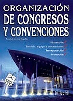 ORGANIZACION DE CONGRESOS Y CONVECIONES / 2 ED.