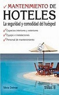 MANTENIMIENTO DE HOTELES / 3 ED.