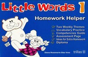 LITTLE WORDS 1. HOMEWORK HELPER