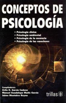 CONCEPTOS DE PSICOLOGIA