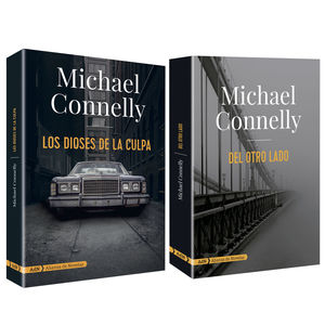 Paquete Connelly 2. Los Dioses de la culpa / Del otro lado