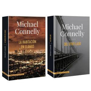 Paquete Connelly 4. La Habitación en llamas / Del otro lado