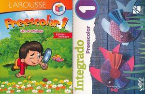 PAQ. PREESCOLAR 1 (LIBRO DE ACTIVIDADES) / INTEGRADO PREESCOLAR 1