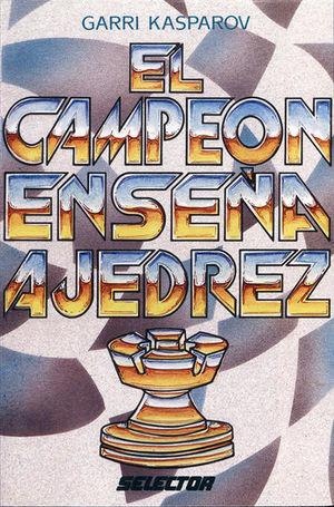 CAMPEON ENSEÑA AJEDREZ, EL