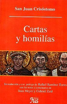 CARTAS Y HOMILIAS