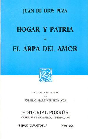 # 221. HOGAR Y PATRIA / EL ARPA DEL AMOR