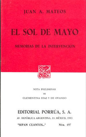 # 197. EL SOL DE MAYO
