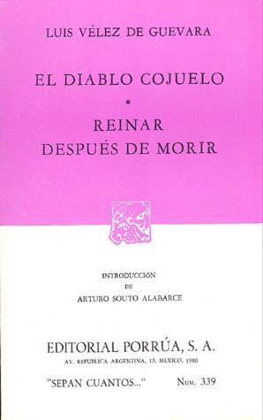 # 339. EL DIABLO COJUELO / REINAR DESPUES DE MORIR