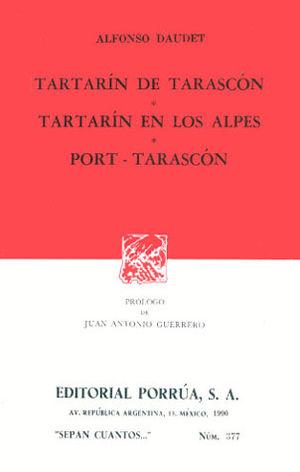 # 377. TARTARIN DE TARASCON / TARTARIN EN LOS ALPES