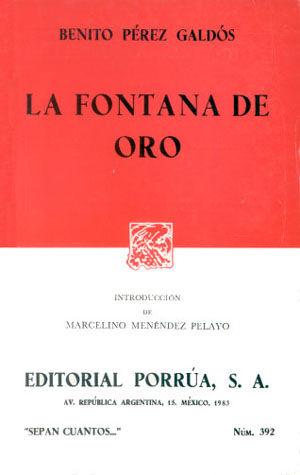 # 392. LA FONTANA DE ORO
