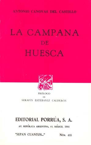 # 435. LA CAMPANA DE HUESCA