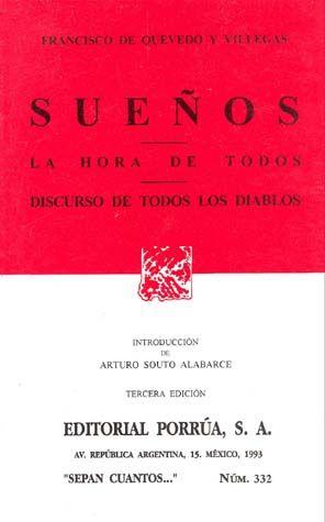 # 332. SUEÑOS / LA HORA DE TODOS / DISCURSO DE TODOS LOS DIABLOS