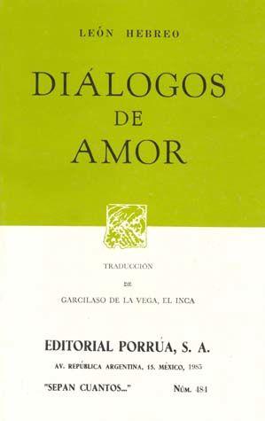 # 484. DIALOGOS DE AMOR