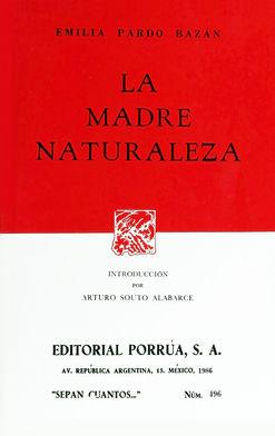 # 496. LA MADRE NATURALEZA