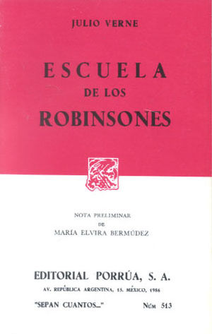 # 513. ESCUELA DE LOS ROBINSONES