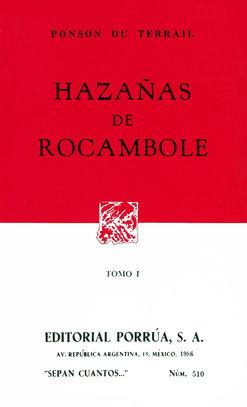 # 510. HAZAÑAS DE ROCAMBOLE / TOMO I