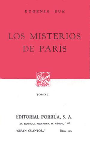 # 525. LOS MISTERIOS DE PARIS / TOMO I