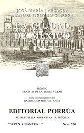 # 520. LA CIUDAD DE MEXICO