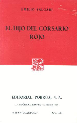 # 544. EL HIJO DEL CORSARIO ROJO