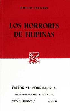 # 559. LOS HORRORES DE FILIPINAS