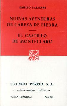 # 563. NUEVAS AVENTURAS DE CABEZA DE PIEDRA / EL CASTILLO DE MONTECLARO