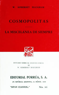 # 565. COSMOPOLITAS / LA MISCELANEA DE SIEMPRE