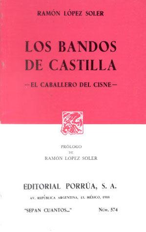 # 574. LOS BANDOS DE CASTILLA