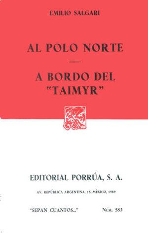 # 583. AL POLO NORTE / A BORDO DEL TAIMYR