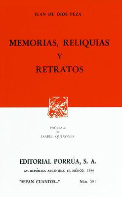 # 594. MEMORIAS RELIQUIAS Y RELATOS