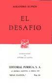 # 598. EL DESAFIO