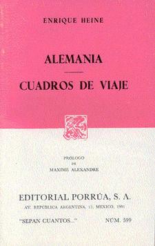 # 599. ALEMANIA / CUADROS DE VIAJE