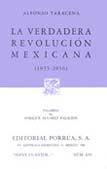 # 619. LA VERDADERA REVOLUCION MEXICANA 1935-1936