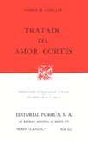 # 624. TRATADO DEL AMOR CORTES