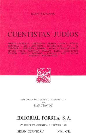 # 651. CUENTISTAS JUDIOS