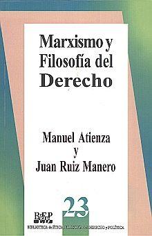 MARXISMO Y FILOSOFIA DEL DERECHO
