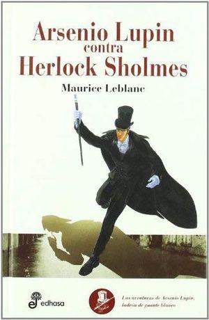 ARSENIO LUPIN CONTRA HERLOCK SHOLMES