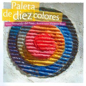 PALETA DE DIEZ COLORES