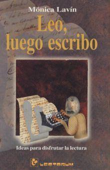LEO LUEGO ESCRIBO