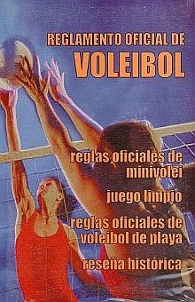 REGLAMENTO OFICIAL DE VOLIBOL Y MINIVOLIBOL