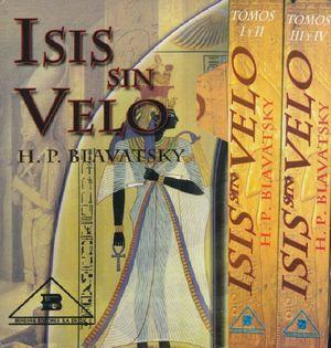 ISIS SIN VELO / 2 TOMOS OBRA COMPLETA
